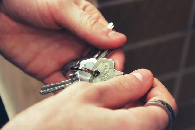 llaves cerradura